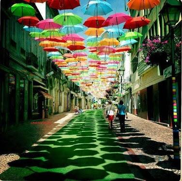 şemsiye sokağı portekiz