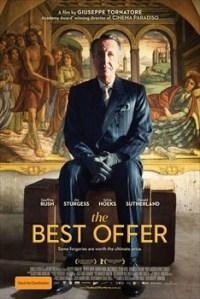 La migliore offerta (En İyi Teklif) _ 2013 Filmleri