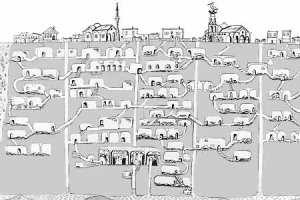 Yer altı şehri